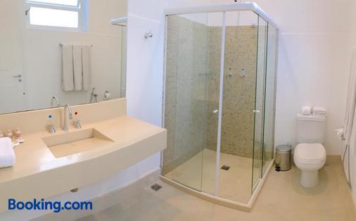 Hotel Casablanca Imperial - Petrópolis - Phòng tắm