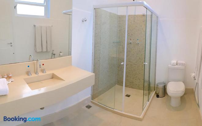Hotel Casablanca Imperial - Petrópolis - Bathroom