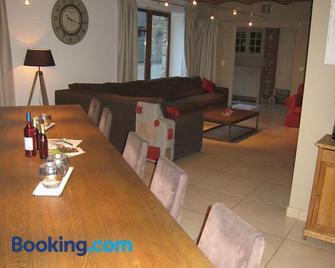 Gite Kooa - Theux - Living room