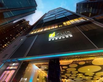 Iclub Fortress Hill Hotel - Hong Kong - Building