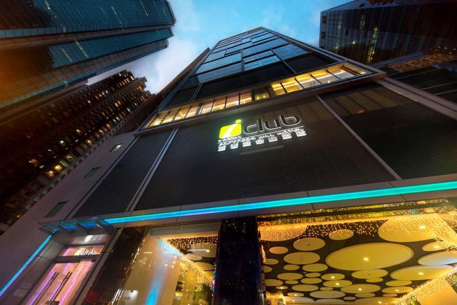 Iclub Fortress Hill Hotel - Hong Kong - Toà nhà