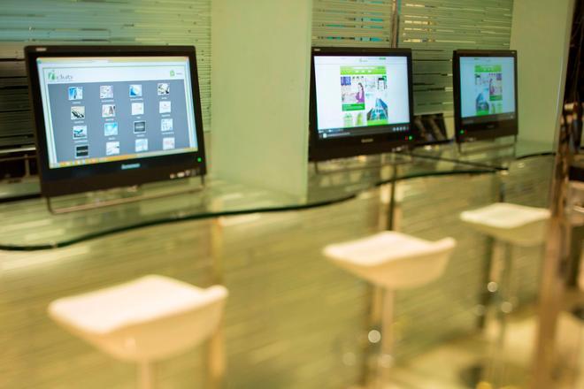 アイクラブ フォートレス ヒル ホテル - 香港 - ビジネスセンター