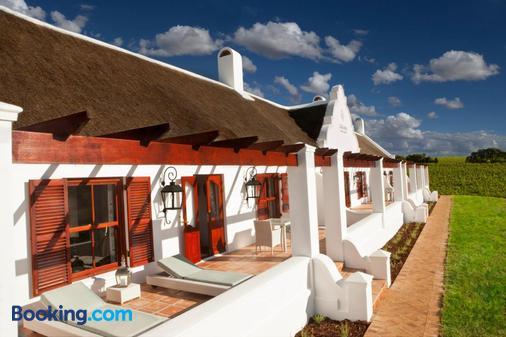 Aaldering Luxury Lodges - Stellenbosch - Toà nhà