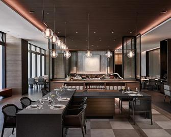 Mu Jiao Xi Hotel - Jiaoxi Township - Restaurant