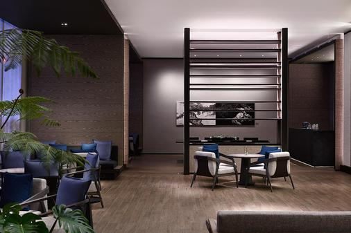Mu Jiao Xi Hotel - Jiaoxi - Bar