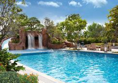 Mu Jiao Xi Hotel - Jiaoxi - Bể bơi