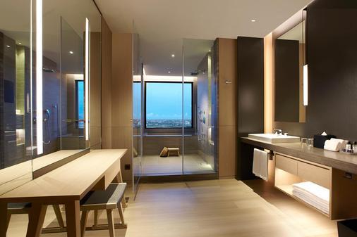 Mu Jiao Xi Hotel - Jiaoxi - Phòng tắm
