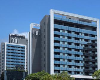 Mu Jiao Xi Hotel - Jiaoxi - Building