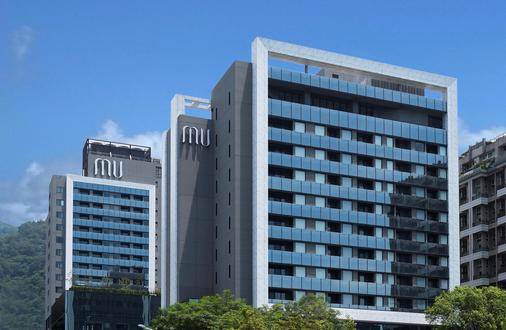 Mu Jiao Xi Hotel - Jiaoxi - Gebäude