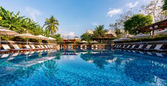 Ann Retreat Resort & Spa - Hoi An - Zwembad