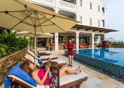 Hoi An River Town Hotel - Hội An - Bể bơi