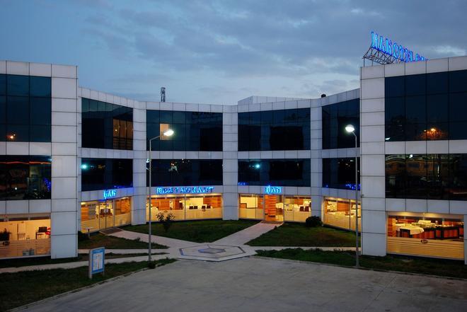 Han Otel - Antalya - Building