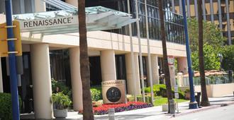 Renaissance Long Beach Hotel - Long Beach - Gebouw
