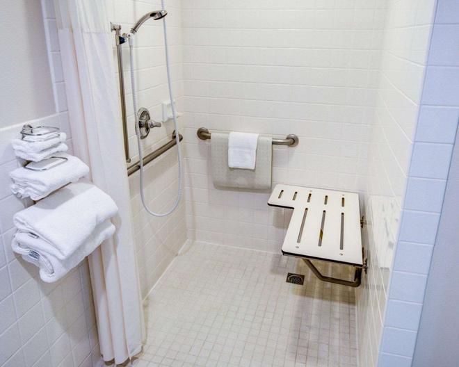 凱富酒店 - 雷丁 - 雷丁 - 浴室