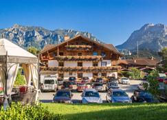 Hotel Helmer - Schwangau - Gebouw