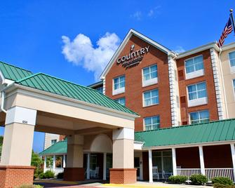 Country Inn & Suites by Radisson Fredericksburg - Fredericksburg - Building