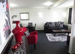 Homestead Villa Motel - Инверкаргилл - Гостиная