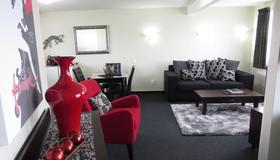 Homestead Villa Motel - Invercargill - Living room