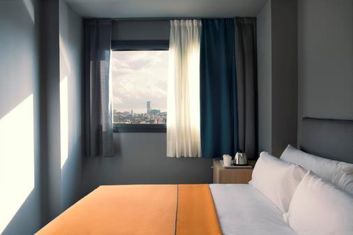 Yurbban Trafalgar Hotel - Barcelona - Makuuhuone