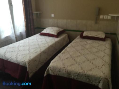 Jarry - Paris - Bedroom