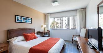 Palladium Business Hotel - מונטווידאו - חדר שינה