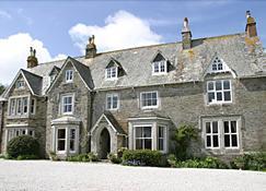 Molesworth Manor - Padstow - Building