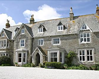 Molesworth Manor - Padstow - Gebäude