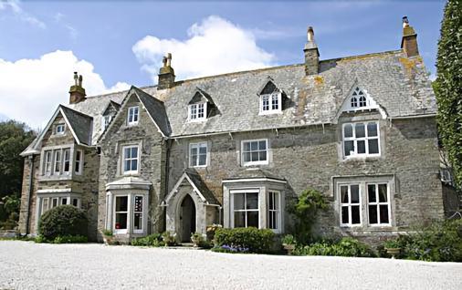 Molesworth Manor - Padstow - Κτίριο