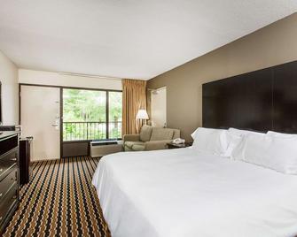 Days Inn by Wyndham Wilkesboro - Wilkesboro - Bedroom