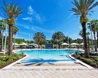 Monumental Hotel Orlando - Orlando - Alberca
