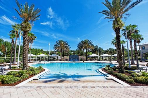 奧蘭多紀念酒店 - 奥蘭多 - 奧蘭多 - 游泳池