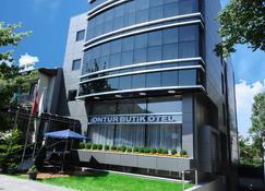 Ontur Butik Otel Ankara - Ankara - Rakennus