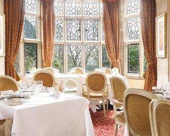 Eastwell Manor, Champneys Hotel & Spa - Ashford - Restaurant