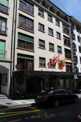 Excelsior - Ginebra - Edificio