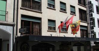 Hotel Excelsior - Ginebra - Edificio
