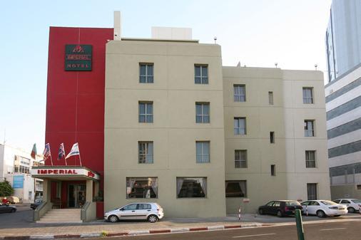 Imperial Hotel - Τελ Αβίβ - Κτίριο
