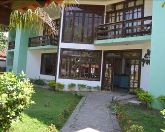 Pousada Paraíso Ilha Grande - Vila do Abraao - Building