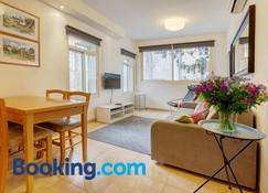 Colony Suites- Hananya St. - Jerusalem - Living room