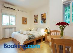 Colony Suites- Hananya St. - Jerusalem - Makuuhuone