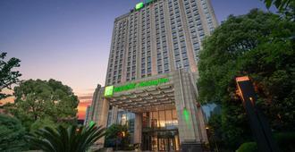 Holiday Inn Shanghai Jinxiu - Shanghai - Bygning