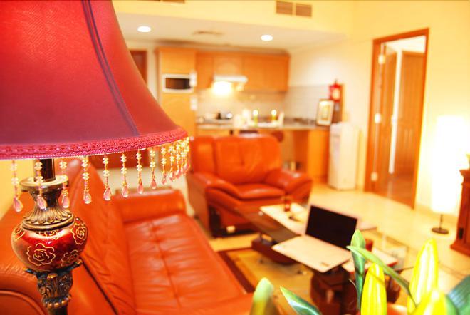 Le Park Hotel - Doha - Sala de estar