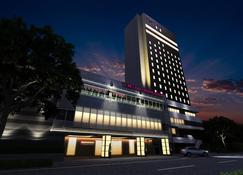 Crowne Plaza Ana Kumamoto New Sky - Kumamoto - Building