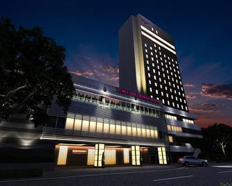 Crowne Plaza Ana Kumamoto New Sky - Kumamoto - Rakennus