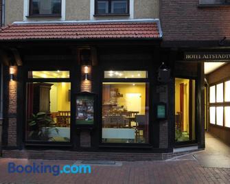 Hotel Altstadtwiege - Hamelen - Gebouw