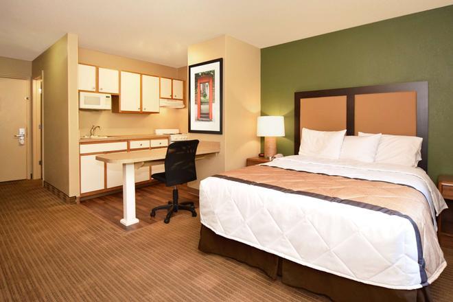 塔爾薩市中心美國長住酒店 - 土爾沙 - 圖爾薩 - 臥室
