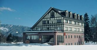 山之飯店 - 白馬 - 建築