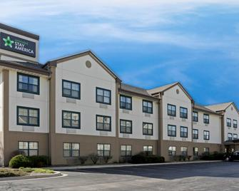 Extended Stay America Champaign - Urbana - Champaign - Gebouw