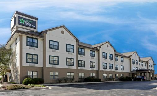 Extended Stay America Champaign - Urbana - Champaign - Building
