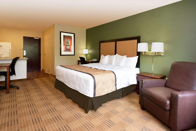 Extended Stay America Champaign - Urbana - Champaign - Makuuhuone