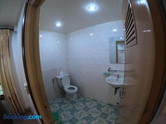 The Bright Lotus Guesthouse - Phnom Penh - Bathroom